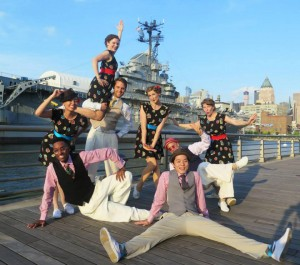 TheRhythmStompers-towerpose-Pier84