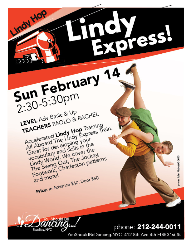 Lindy EXPRESS FEB 2016